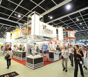2013 Hong Kong Houseware Fair